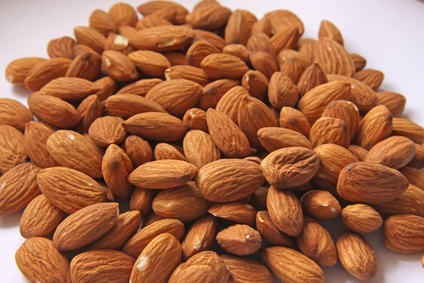 Properties of almonds to burn fat