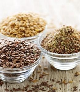 flaxseed or linseed