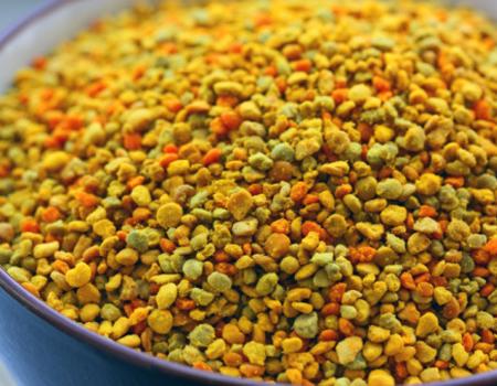 The pollen to lose kilos
