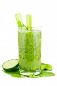 celery green smoothie