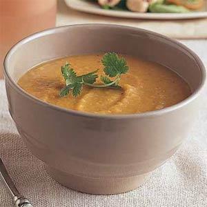 Light Lentil Soup