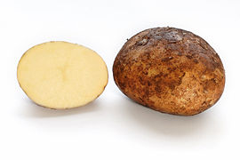 How do potatoes rich and not get fat