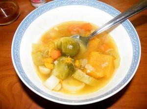 fat burning soup