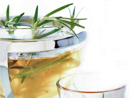 Tisane to remove fat and reduce hunger