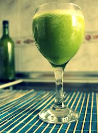 Alkaline juice for weight loss