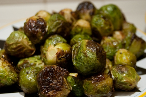 Brussels sprouts for slimming