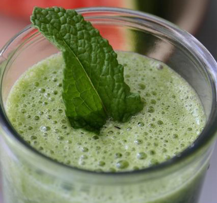 How to lose weight with spinach smoothie