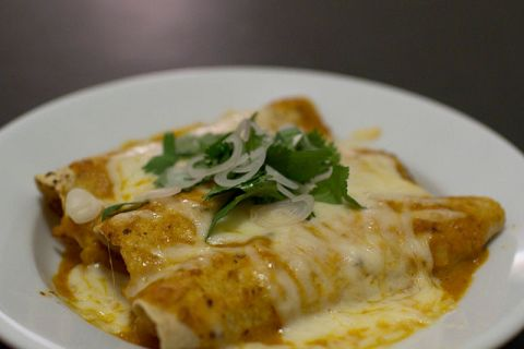 Chicken Enchiladas to treat overweight and diabetes