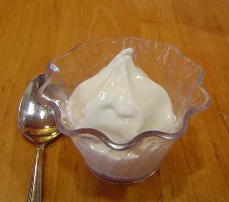 light yogurt