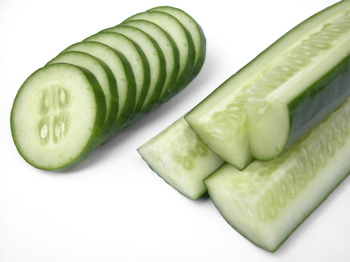 Cucumber diet: Slimming and detoxifies the body