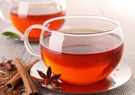 red tea with cardamom
