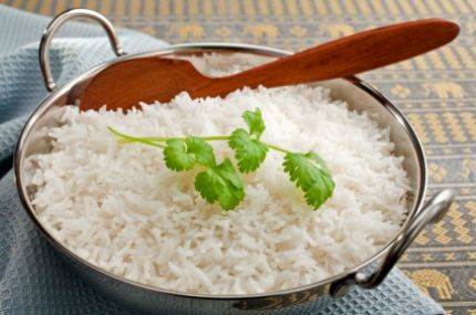 rice in diet