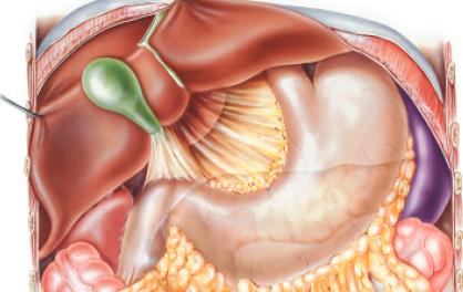 gallbladder problems
