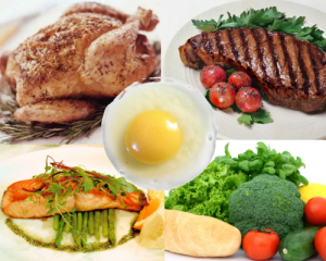 How much protein to eat to lose weight?