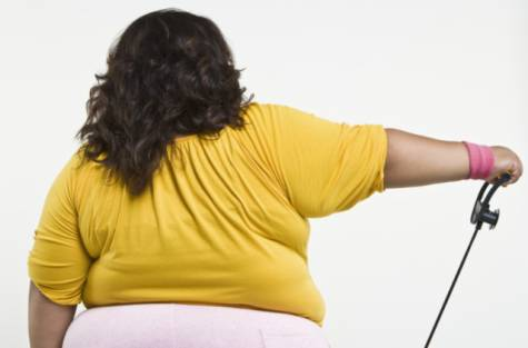 The social pressure on women overweight
