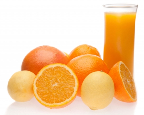 orange cleansing diet