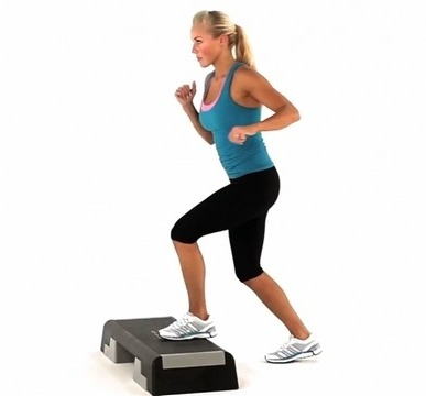 step exercise