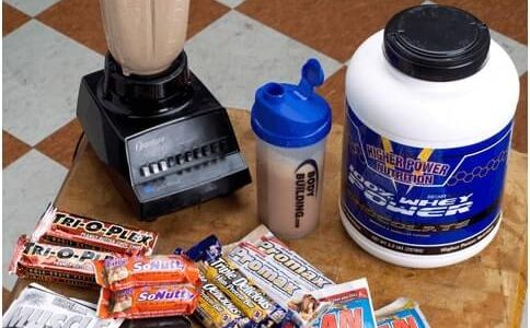 Build Body with Tasty and Healthy Supplements