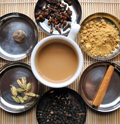 How to lose extra pounds with Chai tea