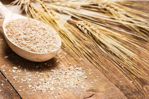 wheat bran to lose weight